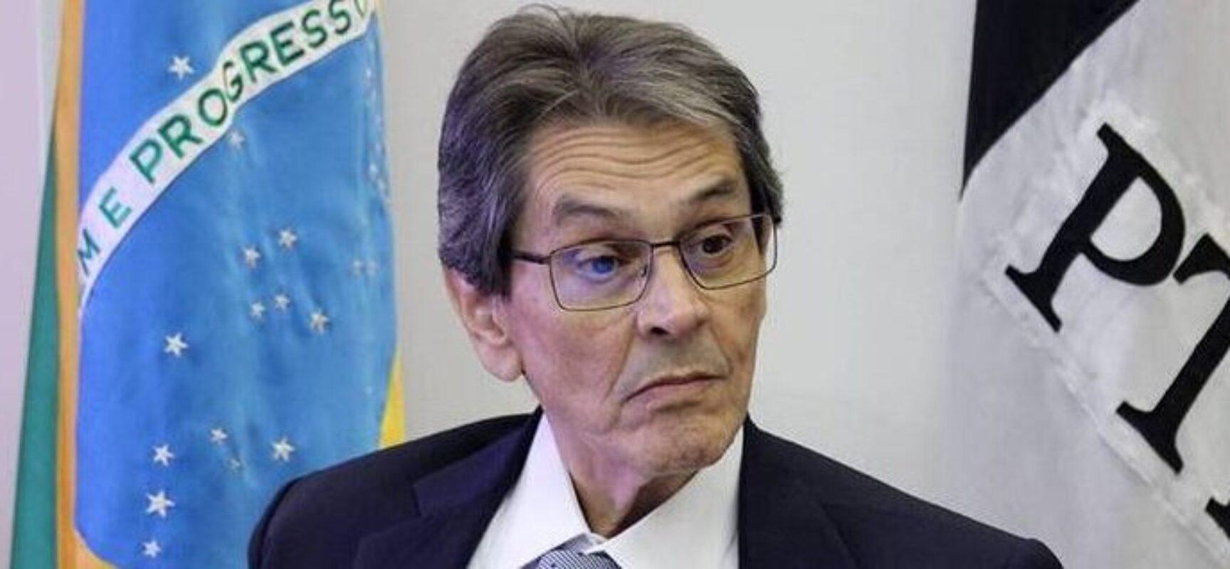PGR denuncia Roberto Jefferson por incitação ao crime