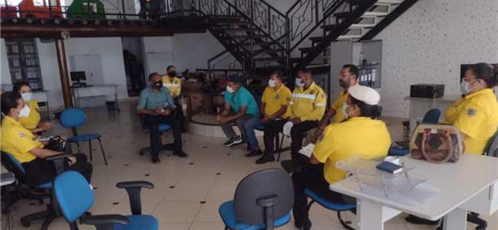 Prefeitura de Ilhéus planeja criação do Núcleo Permanente de Educação para o Trânsito