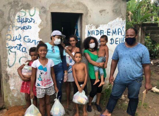 Prefeitura de Itacaré entregará mais kits de alimentos para os estudantes