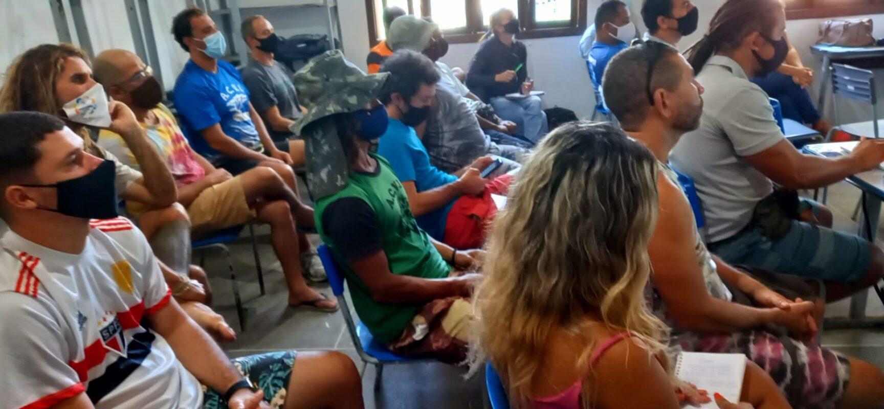 Prefeitura de Itacaré promove curso de capacitação para condutores de turismo