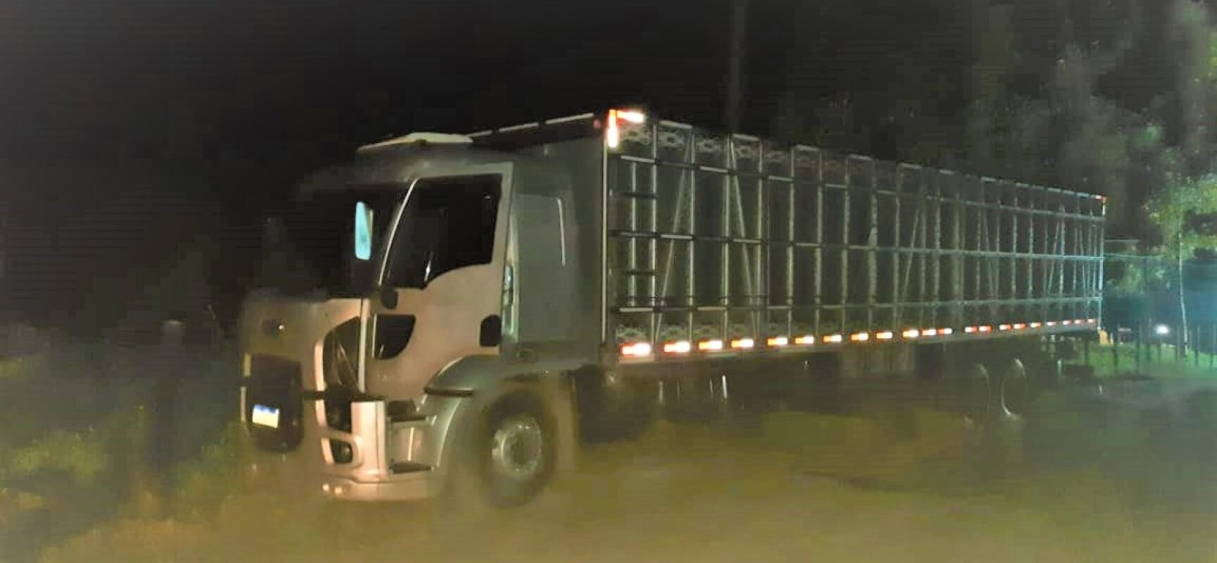 PRF prende suspeitos de roubo de animais no interior da Bahia