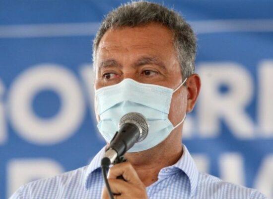 Rui afirma que será exigido comprovante de vacinação para estádios e concursos