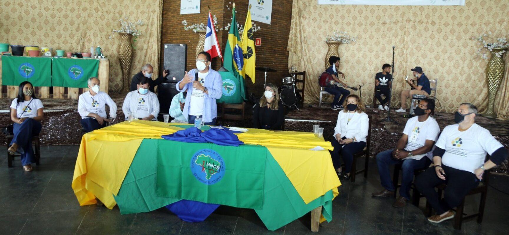 Secretário Almir Melo Jr diz que Itabuna saiu na frente ao acabar com lixão da cidade