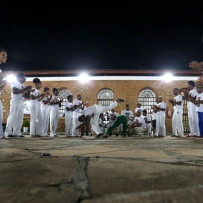 Setur e Secult lançam projeto Capoeira do Forte no Centro Histórico de Salvador