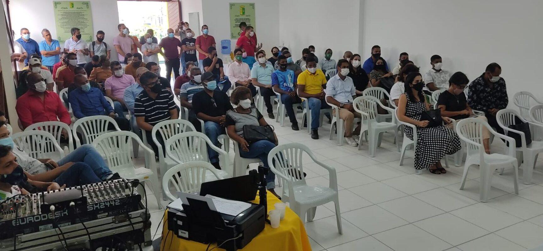 Amurc cria o I Fórum de Esportes e define a Copa do Cacau de futebol