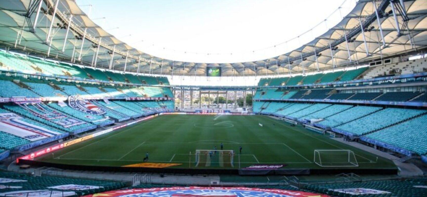 Bahia retorna à Fonte Nova no próximo sábado (18)