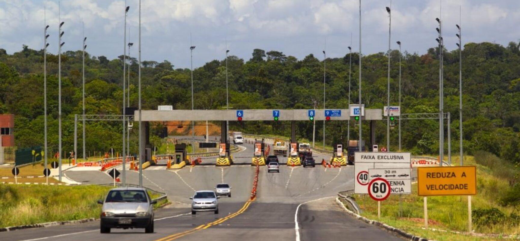 Cerca de 351 mil veículos devem passar pelas rodovias BA-093 no feriado