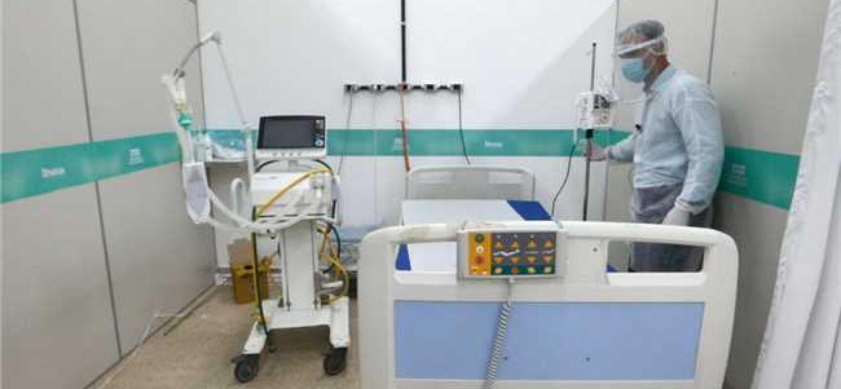 Com queda na demanda, Ilhéus mantém Centro Covid-19 para atendimento ambulatorial