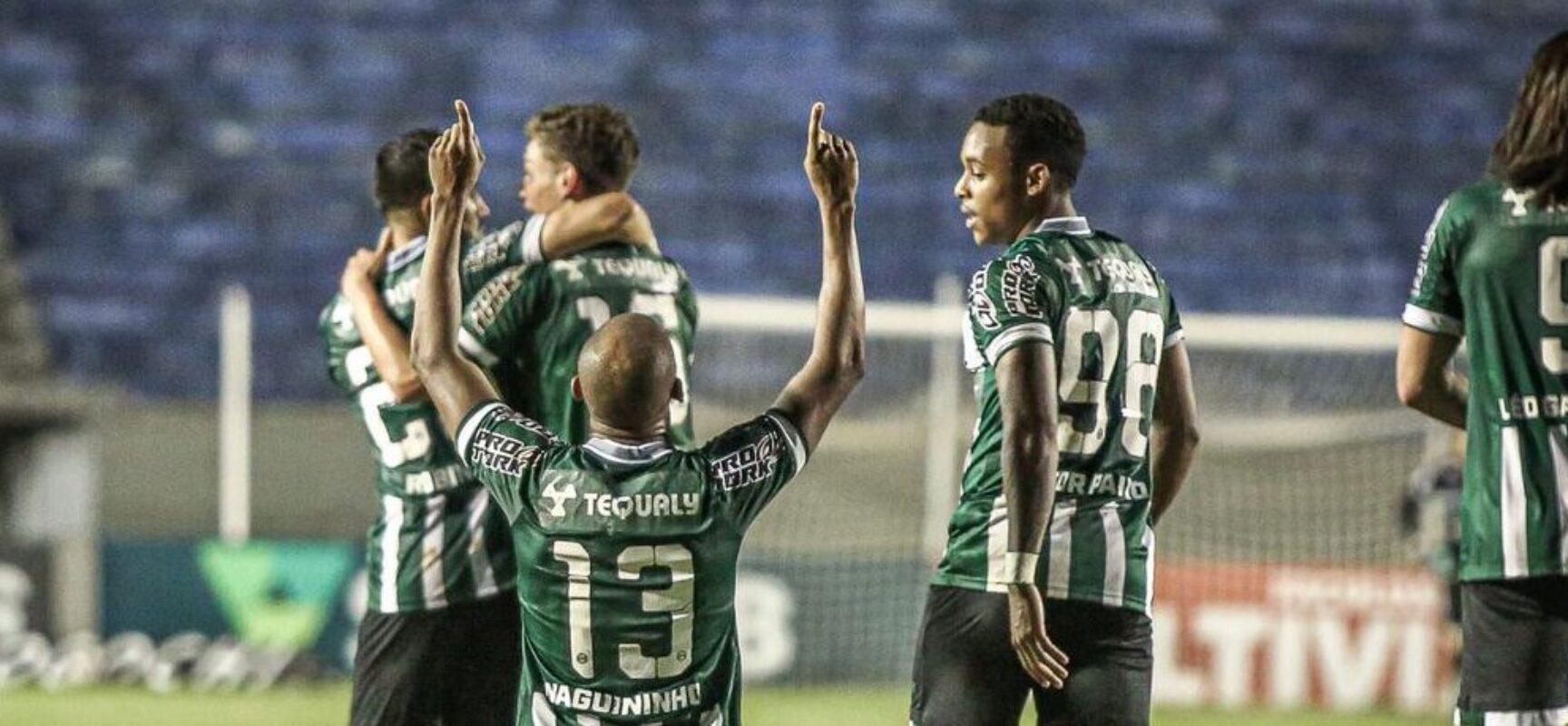 Coritiba assume ponta da Série B após vitória sobre Londrina
