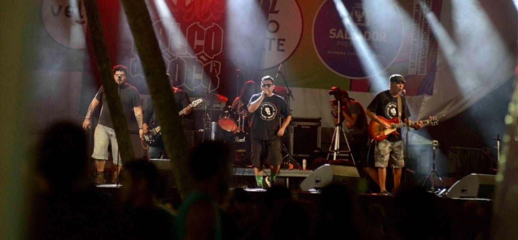 Festival que acontece durante o Carnaval, Palco do Rock abre inscrições para 2022