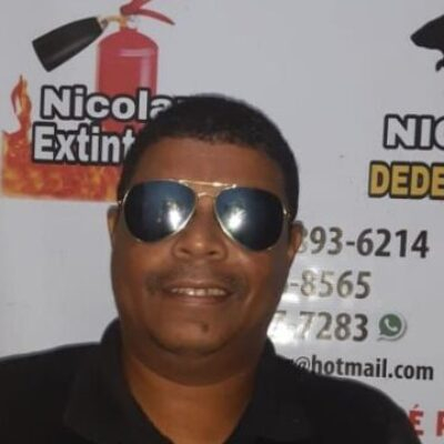 FUTEBOL: Cláudio Nicolau, mais um candidato à presidente da Liga Ilheense de Futebol