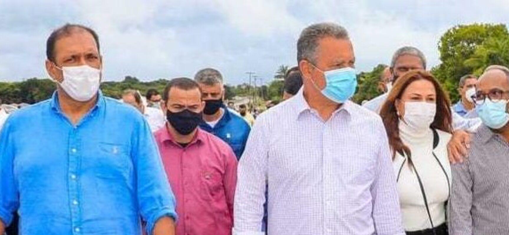 Ilhéus: Prefeito Mário Alexandre comemora novos investimentos na área da Saúde