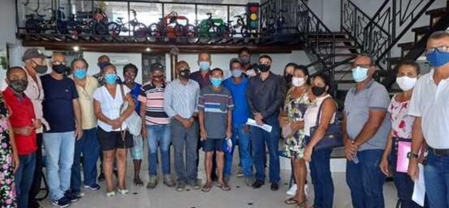 Ilhéus: Prefeitura promove reunião com representantes de comunidades para melhorias na zona rural
