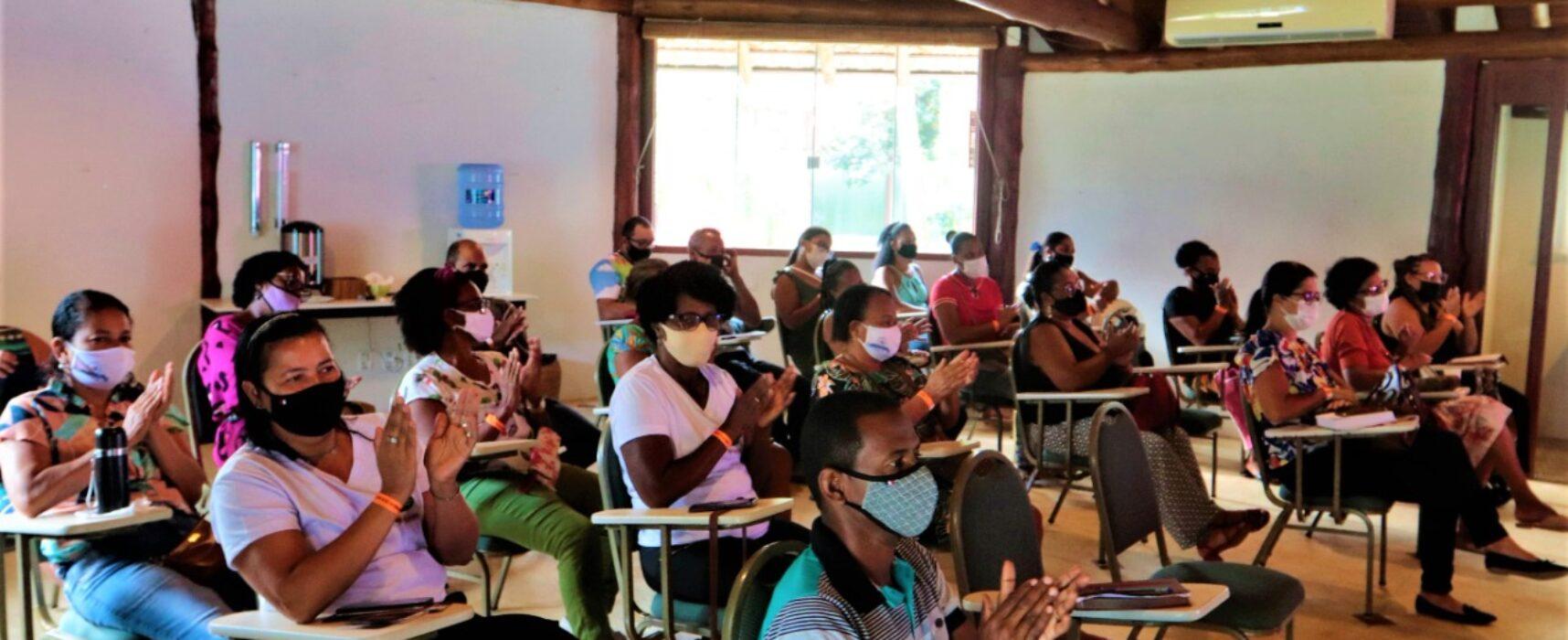 Itacaré promove a I Capacitação Presencial Inclusiva para os profissionais de educação