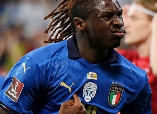 Itália goleia Lituânia por 5 a 0 nas Eliminatórias para a Copa