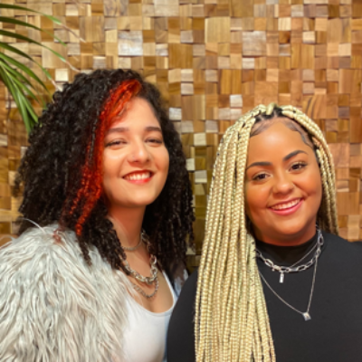 Mc Marcinho e Ludmilla se encontram em mashup sensacional da cantora LIA; ouça