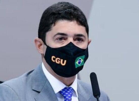 Ministro da CGU ofende senadora e passa a ser investigado pela CPI da Covid
