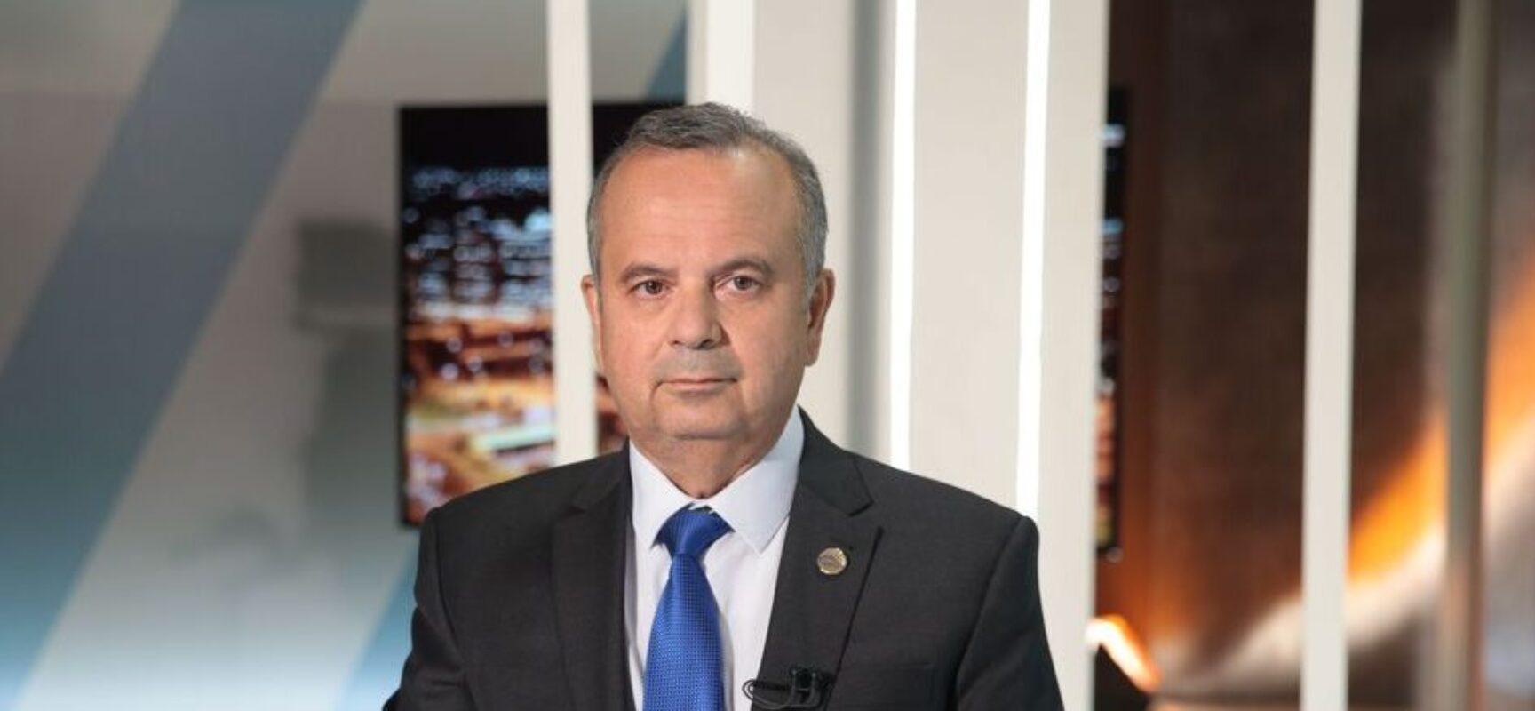 Ministro diz que atua na questão hídrica a curto, médio e longo prazo