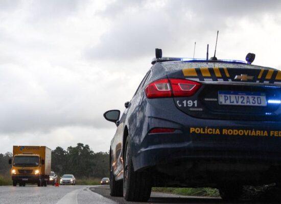 Operação Independência fiscaliza rodovias federais até amanhã