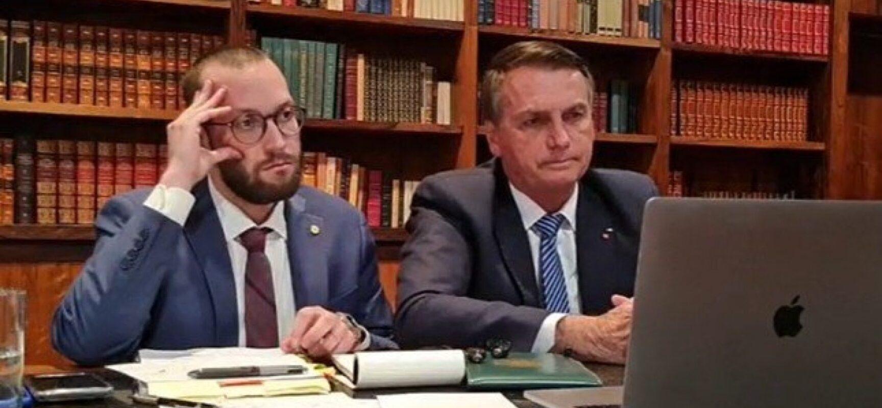 PF abre inquérito para apurar vazamento de ataque ao TSE que Bolsonaro revelou