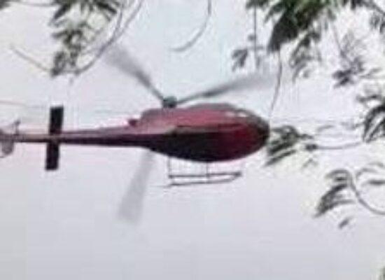 Piloto de helicóptero é rendido e entra em briga corporal durante voo no RJ; veja vídeo