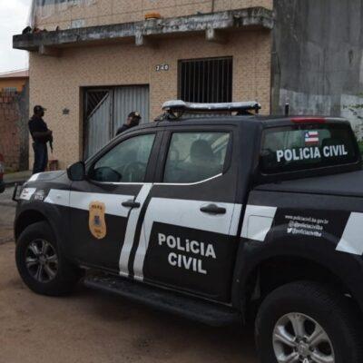 Polícia Civil cumpre mandados de prisão e busca e apreensão em todo o estado
