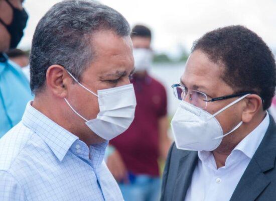 Prefeito Augusto Castro destaca ações do Governo do Estado em Itabuna