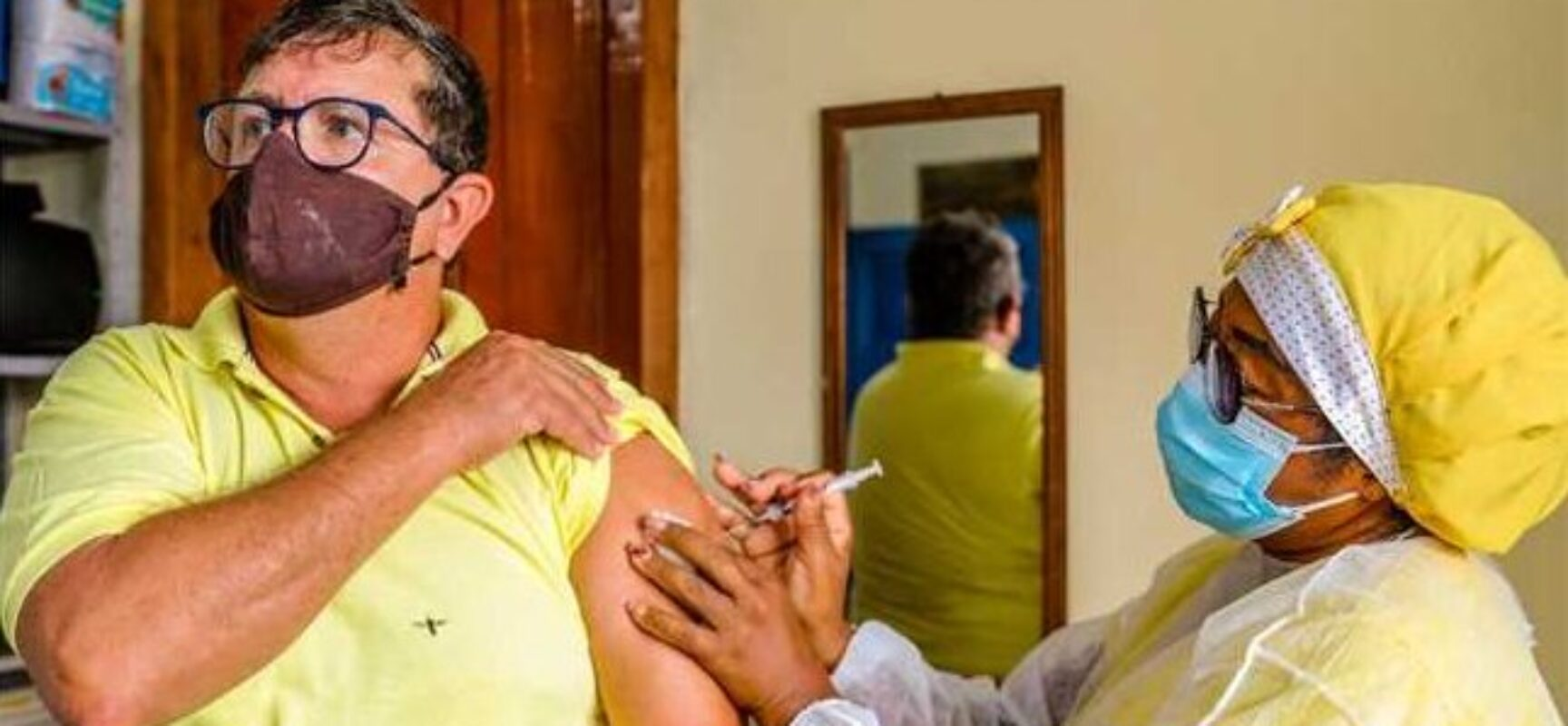 Prefeitura apresenta balanço mensal da vacinação contra a Covid-19 em Ilhéus