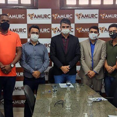 Presidente da Amurc debate com Policiais Civis, o fortalecimento da classe