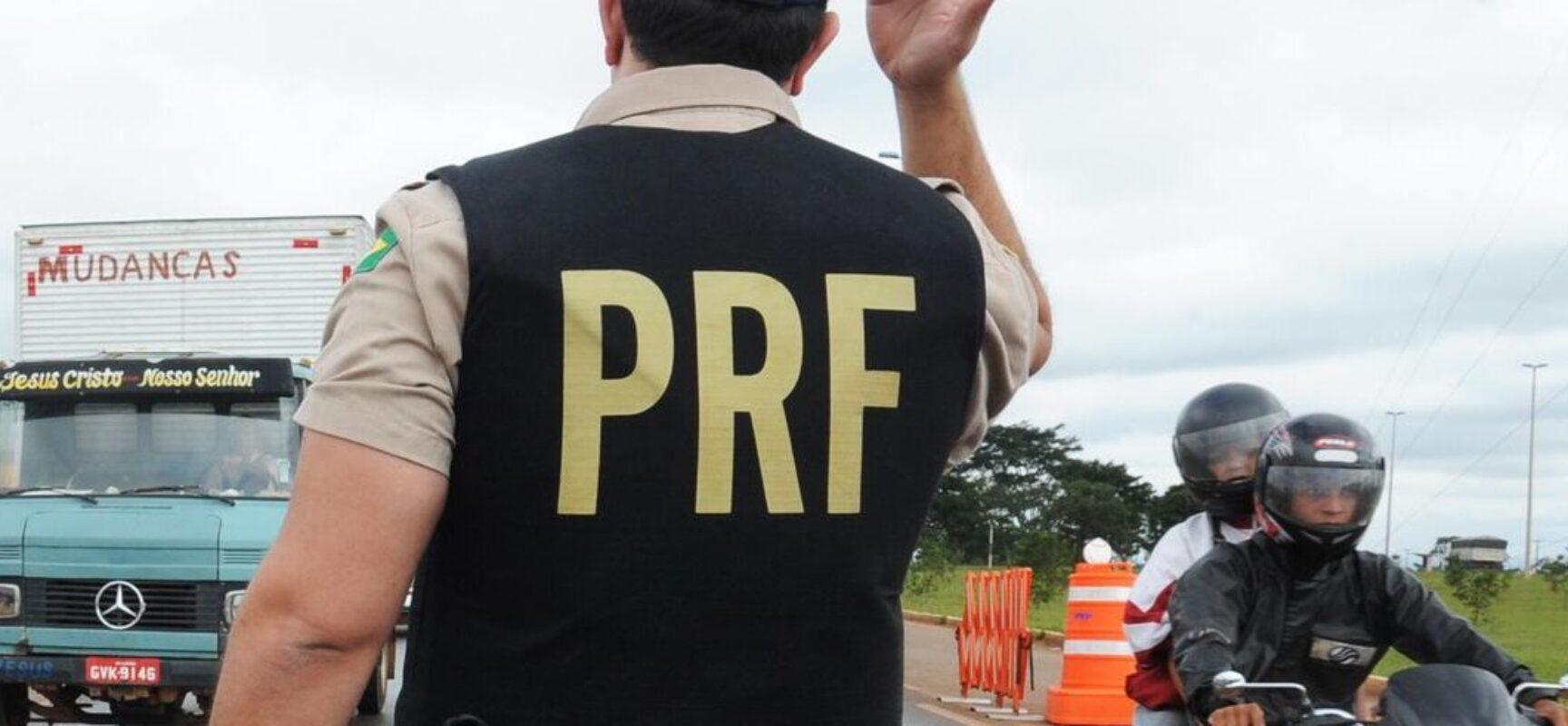 PRF reforça fiscalização em rodovias federais durante o feriadão