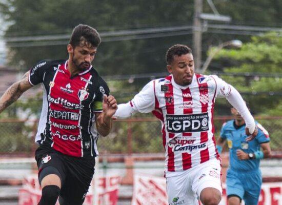 Série D: Bangu e Joinville empatam em 1 a 1