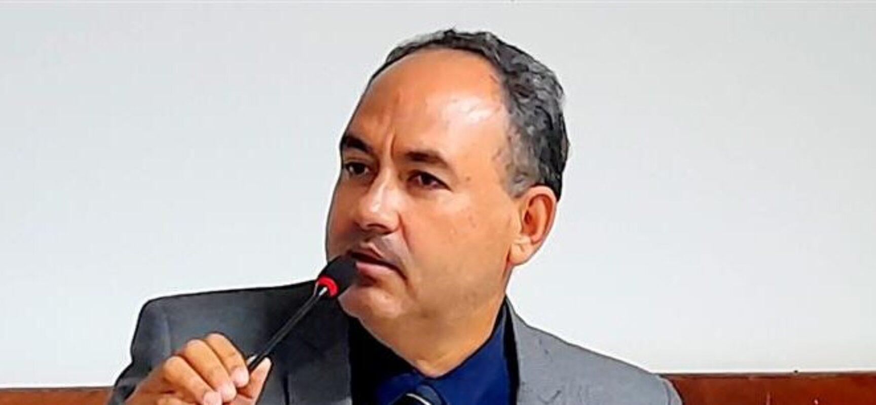 Tandick reitera pedido de urbanização do Santo Antônio de Pádua e adjacências