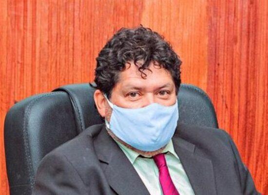 Vereador Edvaldo Gomes tem indicação aprovada para pavimentação asfáltica da rua da Cascalheira
