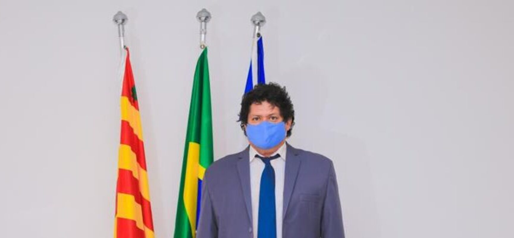 Vereador Edvaldo pede a reativação do Conselho Municipal de Segurança Pública e ampliação do sistema de água de Maria Jape