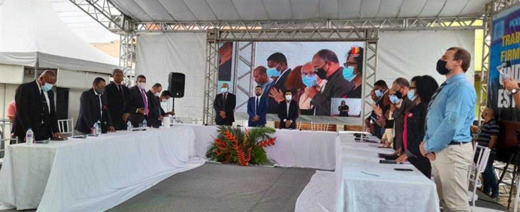 A presença da Câmara em Inema representa o rompimento do isolamento político com a sua gente, diz Jerbson Moraes