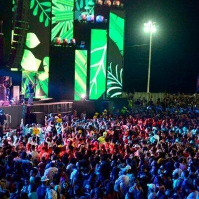 Bahia prorroga liberação de eventos e aumenta público para até 1.200 pessoas