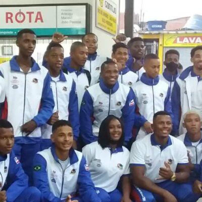 Canoagem de Itacaré segue para Campeonato Brasileiro em Brasília