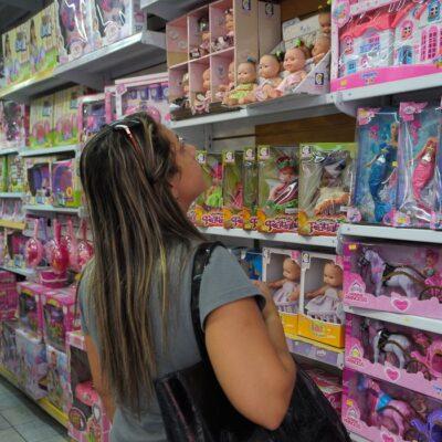 CNC estima faturamento recorde do varejo para o Dia das Crianças