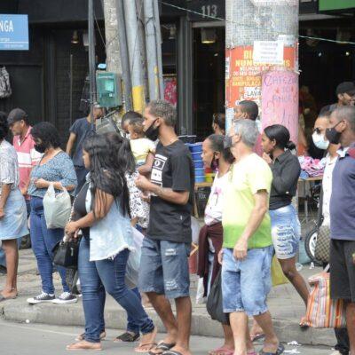 Covid-19: Brasil registra 185 óbitos e 7.359 diagnósticos em 24 horas