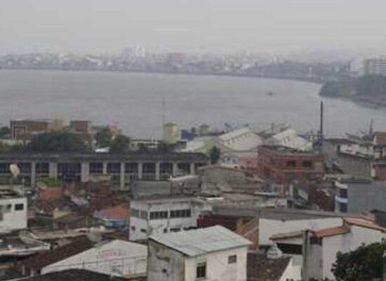 Defesa civil alerta que previsão é de 50 mm de chuva até próxima quinta em Ilhéus