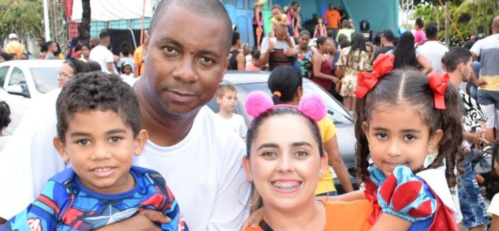 DIA DAS CRIANÇAS, uma mensagem do ex-vereador Luiz Carlos Escuta
