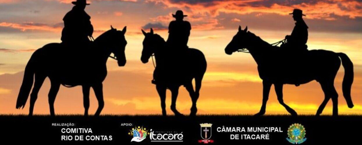 ESPORTES: 4ª Cavalgada de Itacaré será neste domingo com diversas atrações