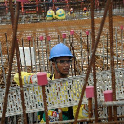 Falta de material e custos impactam a indústria da construção