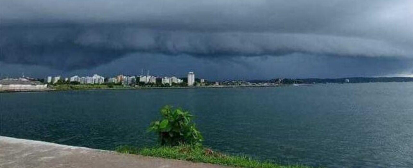 Ilhéus: Defesa civil alerta que previsão é de 52 mm de chuva em 24h