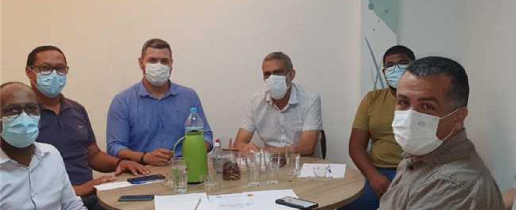 Ilhéus: Reunião na Maramata discute projetos sustentáveis para a Nova Brasília