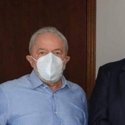 Petistas comemoram encontro de Lula com Kassab