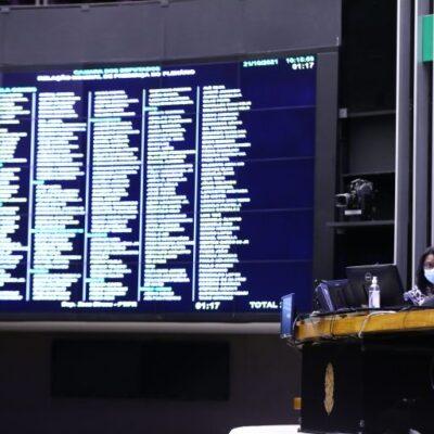 Plenário poderá analisar PEC dos Precatórios na próxima semana
