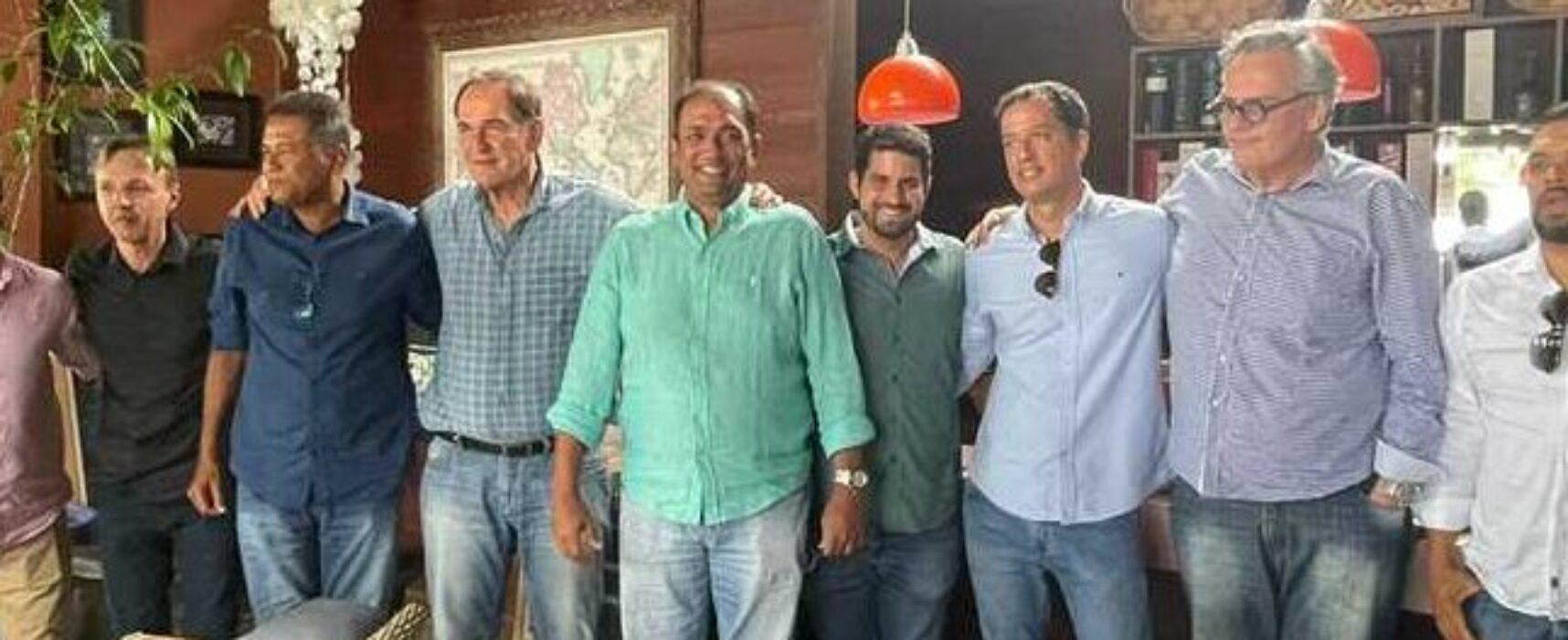 Prefeito Mário Alexandre se reúne com empresários e destaca investimentos para o setor da construção