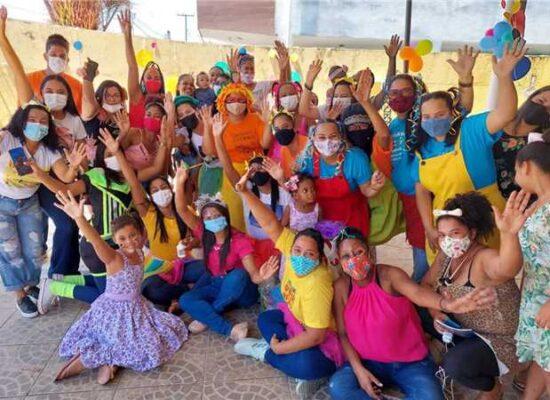 Prefeitura de Ilhéus promove ações nos CRAS para 1500 crianças