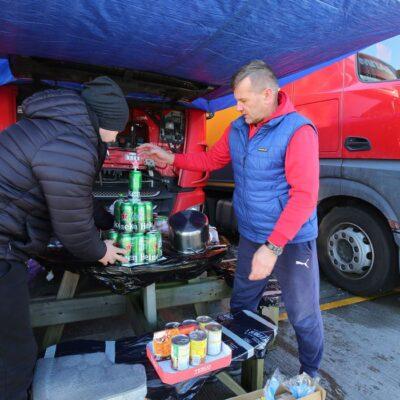 Reino Unido aciona militares contra crise de combustível